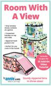 Room With a View sewing pattern by Annie Unrein