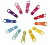 Zipper Pulls ByAnnie - Brights Set