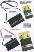 INVENTORY REDUCTION...Folding Wallet sewing pattern by Annie Unrein 2