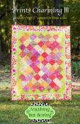 Prince Charming III quilt sewing pattern from Anything But Boring