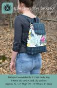 Izzie-Convertible-Backpack-sewing-pattern-Around-The-Bobbin-front