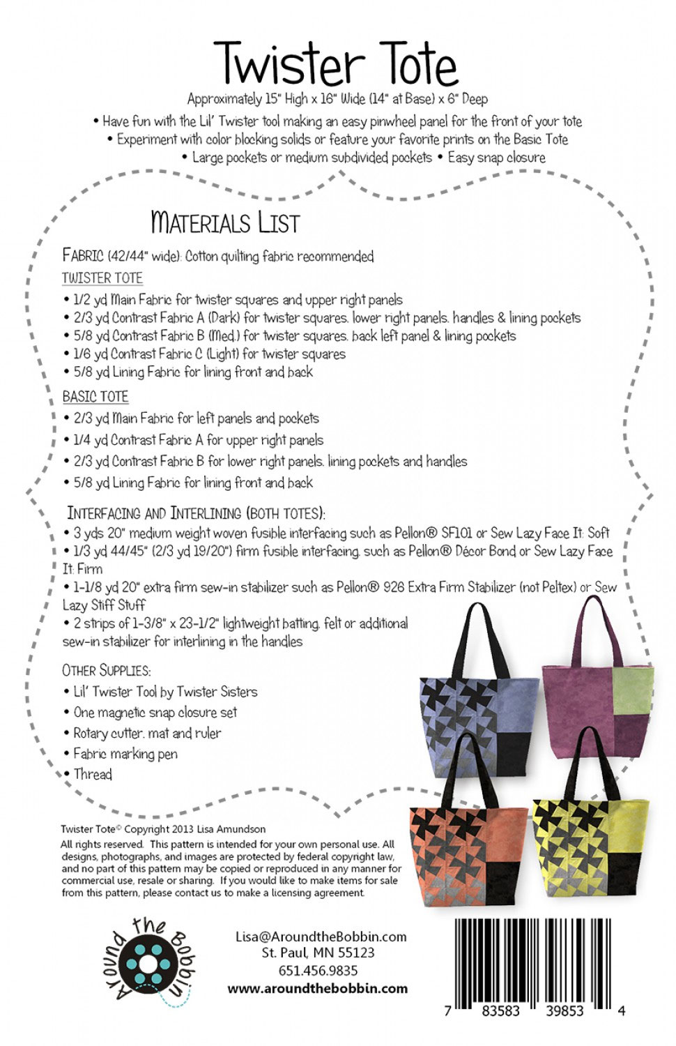 Twister-Tote-sewing-pattern-Around-The-Bobbin-back