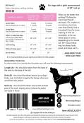 INVENTORY REDUCTION...The Dandy Doo Jacket Pattern - Large Dogs sewing pattern from Art East Quilting Co. 1