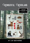 Wonderful Woodland Quilt sewing pattern from Art East Quilting Co.