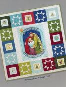 Christmas Pure & Simple quilt sewing pattern book by Nancy Halvorsen Art to Heart 7