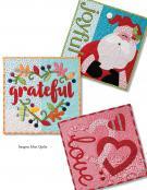 Imagine sewing pattern book by Nancy Halvorsen Art to Heart 6