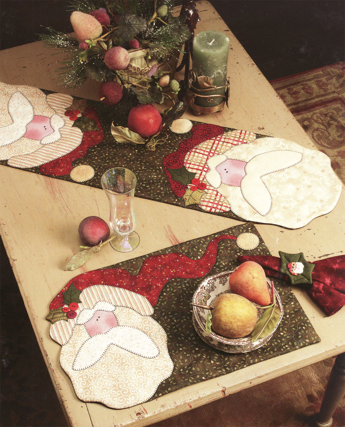 Happy-Holidays-to-You-sewing-pattern-book-Art-To-Heart-1