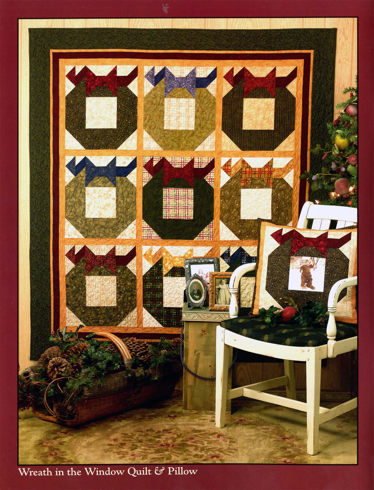 Happy-Holidays-to-You-sewing-pattern-book-Art-To-Heart-2