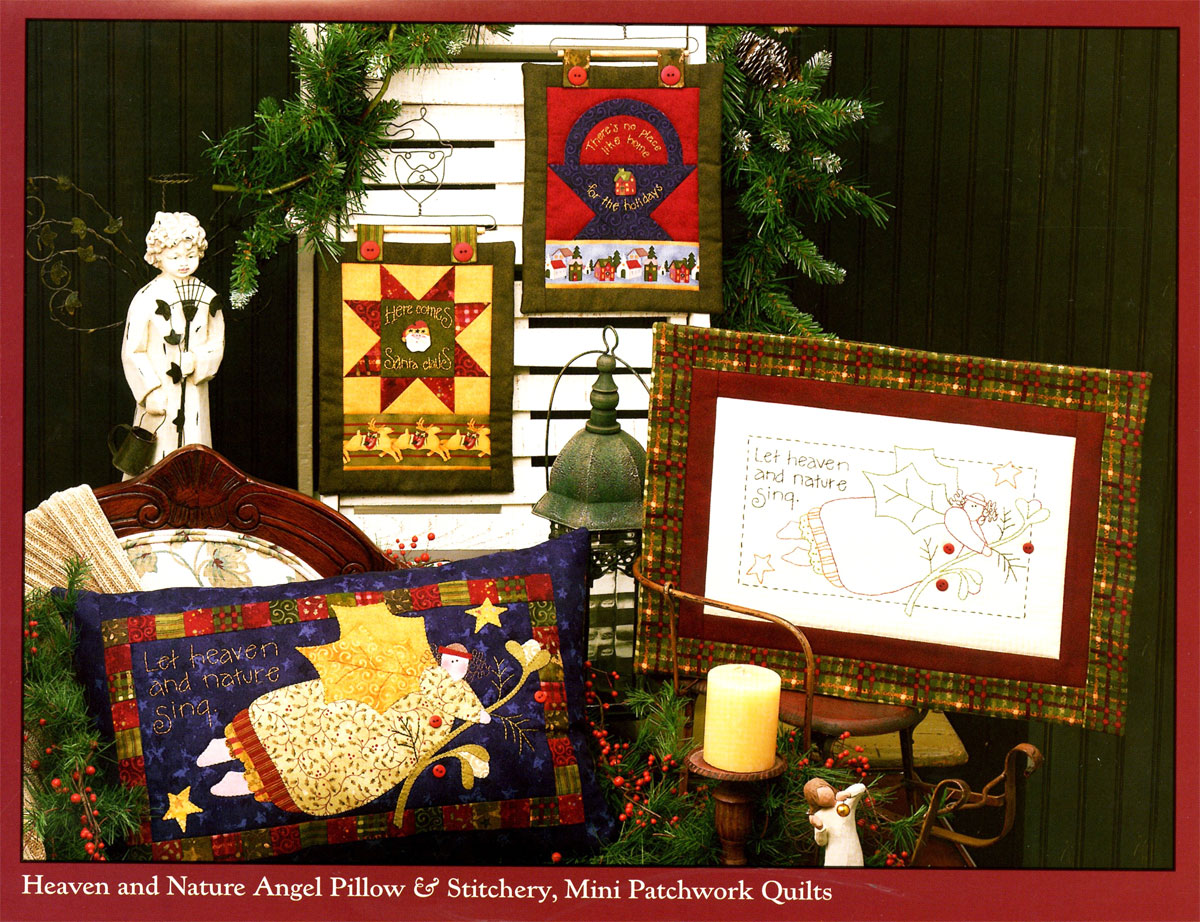 Happy-Holidays-to-You-sewing-pattern-book-Art-To-Heart-3