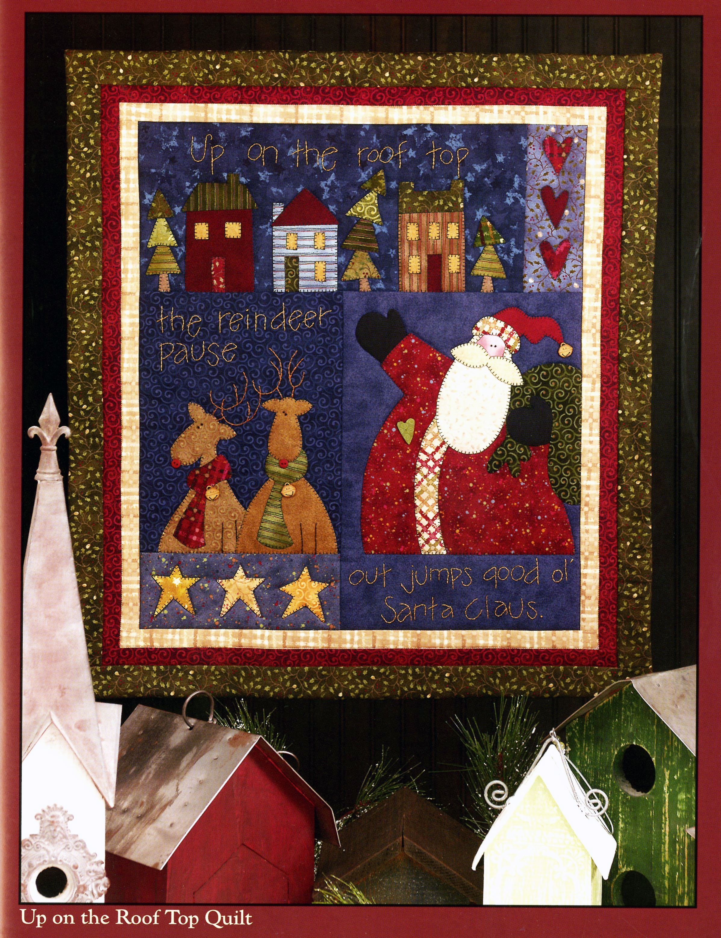 Happy-Holidays-to-You-sewing-pattern-book-Art-To-Heart-5