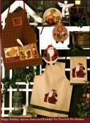Happy Holidays To You sewing pattern book Art To Heart 7