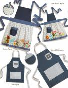 INVENTORY REDUCTION - Home Grown sewing pattern book Art To Heart 2
