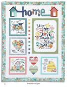 INVENTORY REDUCTION - Home Grown sewing pattern book Art To Heart 7