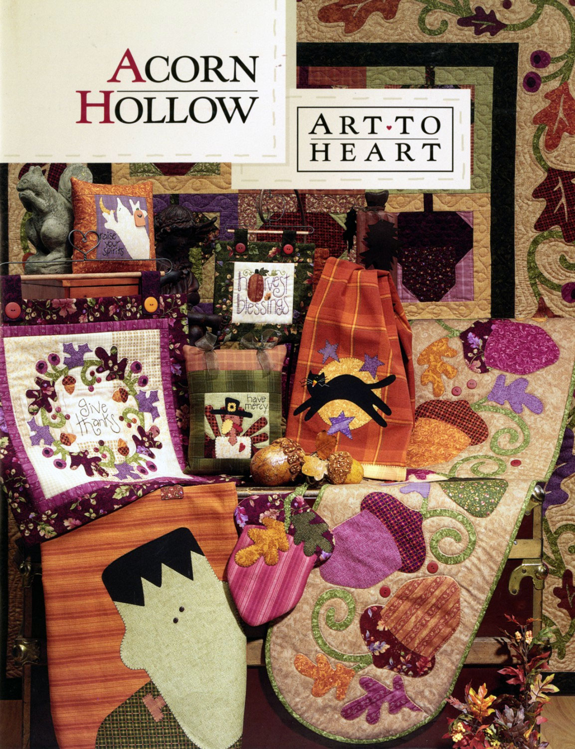 Acorn-hollow-sewing-book-Art-To-Heart-front