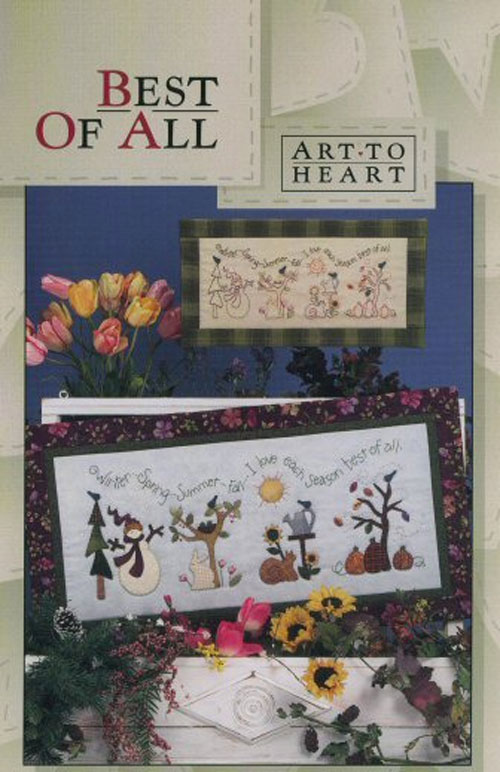 Best Of All Art To Heart Wall Quilt Pattern By Nancy