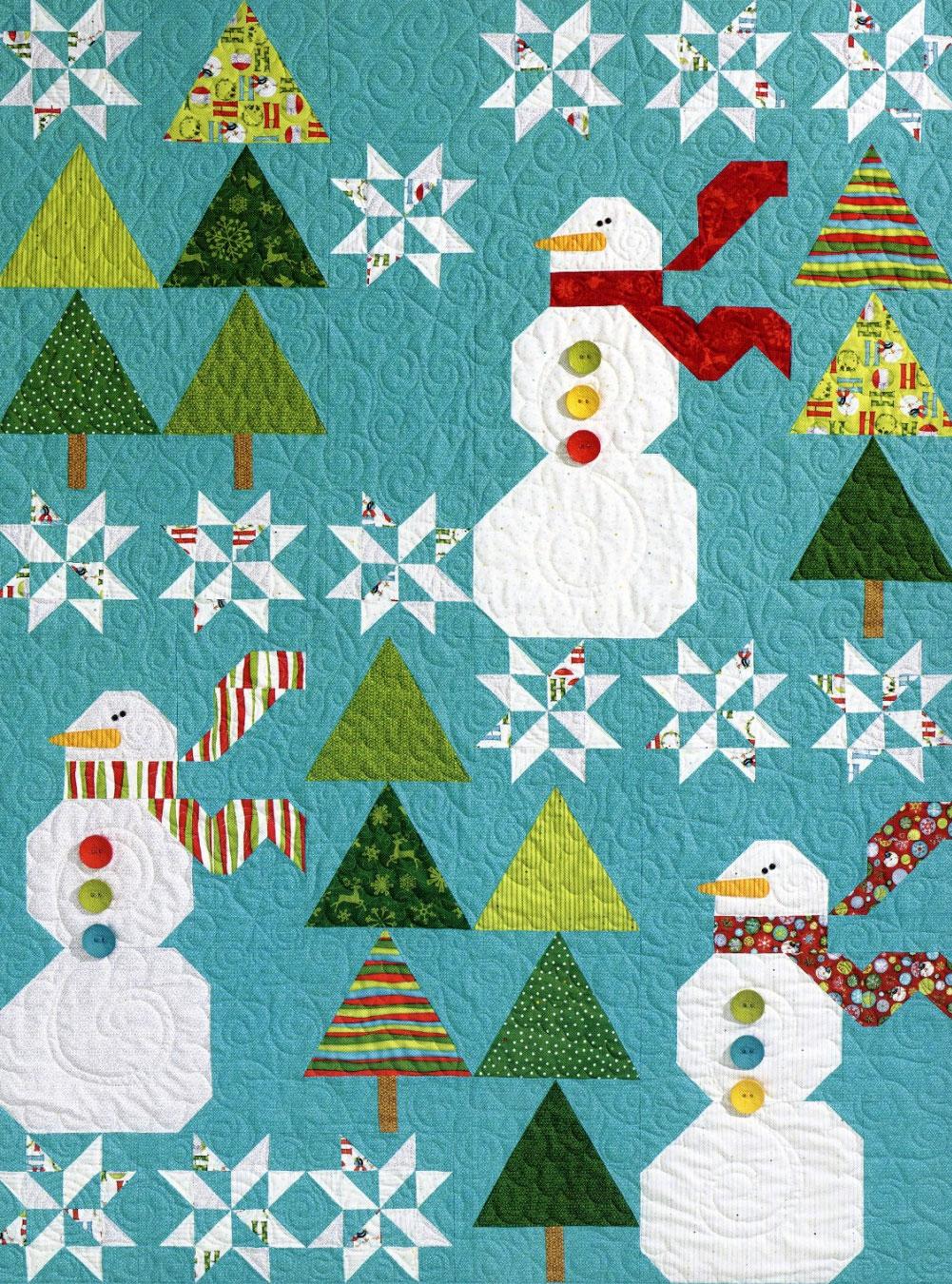 Ho-Ho-Ho-Let-It-Snow-sewing-book-Art-To-Heart-1