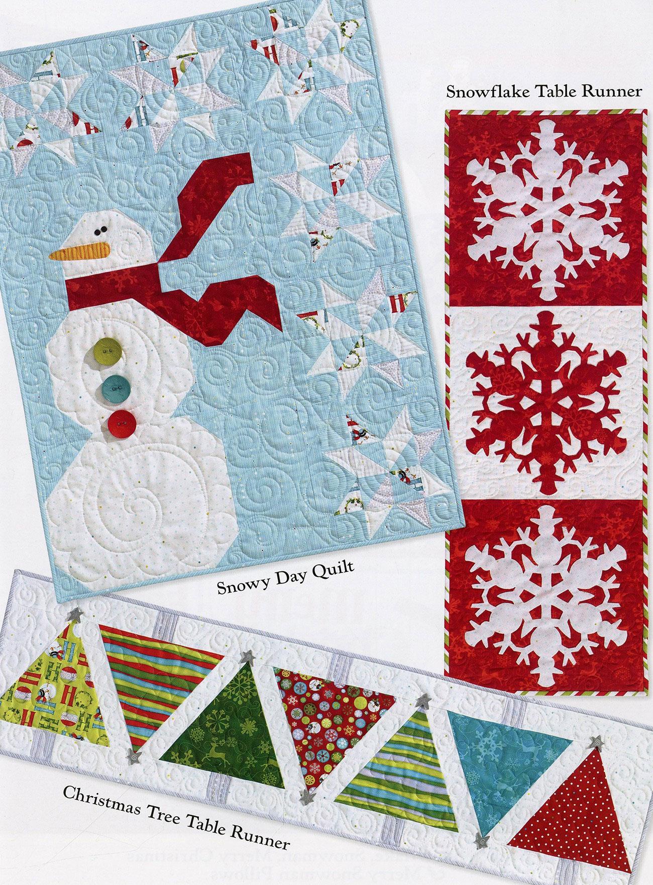 Ho-Ho-Ho-Let-It-Snow-sewing-book-Art-To-Heart-2