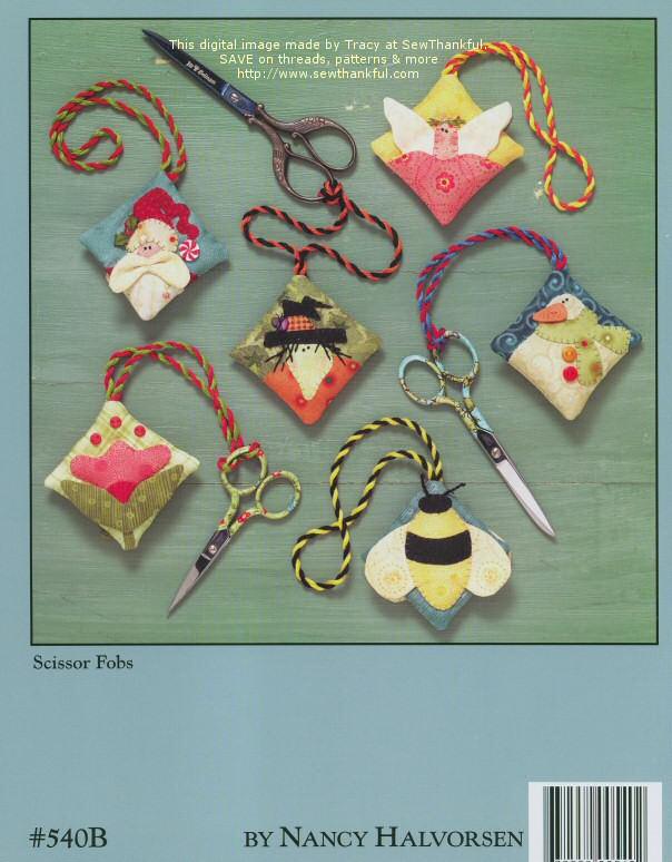 Sew Necessary Art To Heart Pattern Book By Nancy Halvorsen