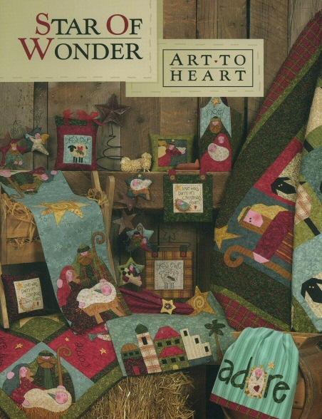 Star Of Wonder Sewing Pattern Book By Nancy Halvorsen Art