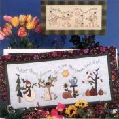 Best Of All quilt sewing pattern by Nancy Halvorsen Art to Heart 3