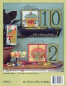 Count On It quilt sewing pattern book by Nancy Halvorsen Art to Heart 2
