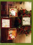 Easy Does It For Christmas sewing pattern book by Nancy Halvorsen Art to Heart 4