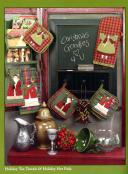 Easy Does It For Christmas sewing pattern book by Nancy Halvorsen Art to Heart 5