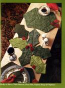 Easy Does It For Christmas sewing pattern book by Nancy Halvorsen Art to Heart 7