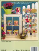 Garden Song sewing pattern book  by Nancy Halvorsen Art to Heart 1