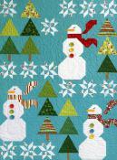 Ho Ho Ho Let It Snow sewing pattern/project book by Nancy Halvorsen Art to Heart 2