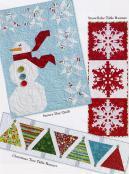 Ho Ho Ho Let It Snow sewing pattern/project book by Nancy Halvorsen Art to Heart 3