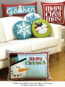Ho Ho Ho Let It Snow sewing pattern/project book by Nancy Halvorsen Art to Heart 4