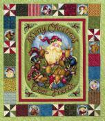 Jingle All The Way sewing pattern book by Nancy Halvorsen Art to Heart 1