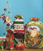 Jingle All The Way sewing pattern book by Nancy Halvorsen Art to Heart 2
