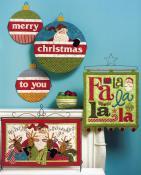 Jingle All The Way sewing pattern book by Nancy Halvorsen Art to Heart 3