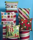 Jingle All The Way sewing pattern book by Nancy Halvorsen Art to Heart 4