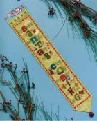 Jingle All The Way sewing pattern book by Nancy Halvorsen Art to Heart 6