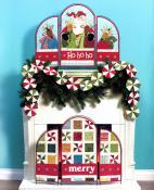 Jingle All The Way sewing pattern book by Nancy Halvorsen Art to Heart 7