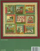 Love Is sewing pattern book by Nancy Halvorsen Art to Heart 1