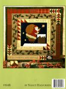 The Night Before Christmas sewing pattern book by Nancy Halvorsen Art to Heart 1