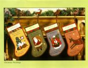 The Night Before Christmas sewing pattern book by Nancy Halvorsen Art to Heart 4