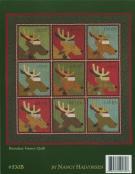 Peppermint & Holly Berries sewing pattern book by Nancy Halvorsen Art to Heart 1
