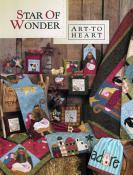Star Of Wonder sewing pattern book by Nancy Halvorsen Art to Heart
