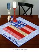 Table Please sewing pattern book by Nancy Halvorsen Art to Heart 6