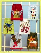 Tidings sewing pattern book by Nancy Halvorsen Art to Heart 3