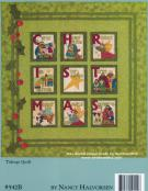 Tidings sewing pattern book by Nancy Halvorsen Art to Heart 1