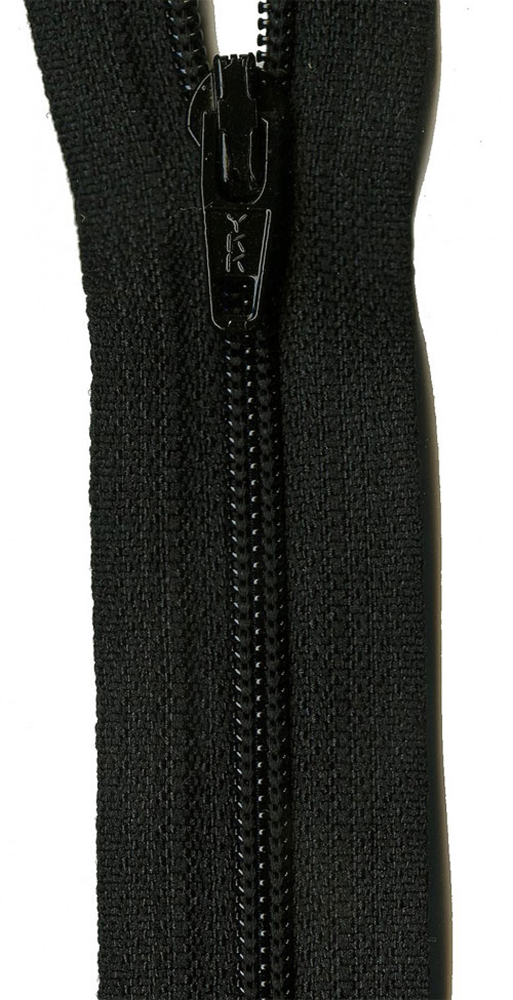 Zipper-YKK-14-inch-Black