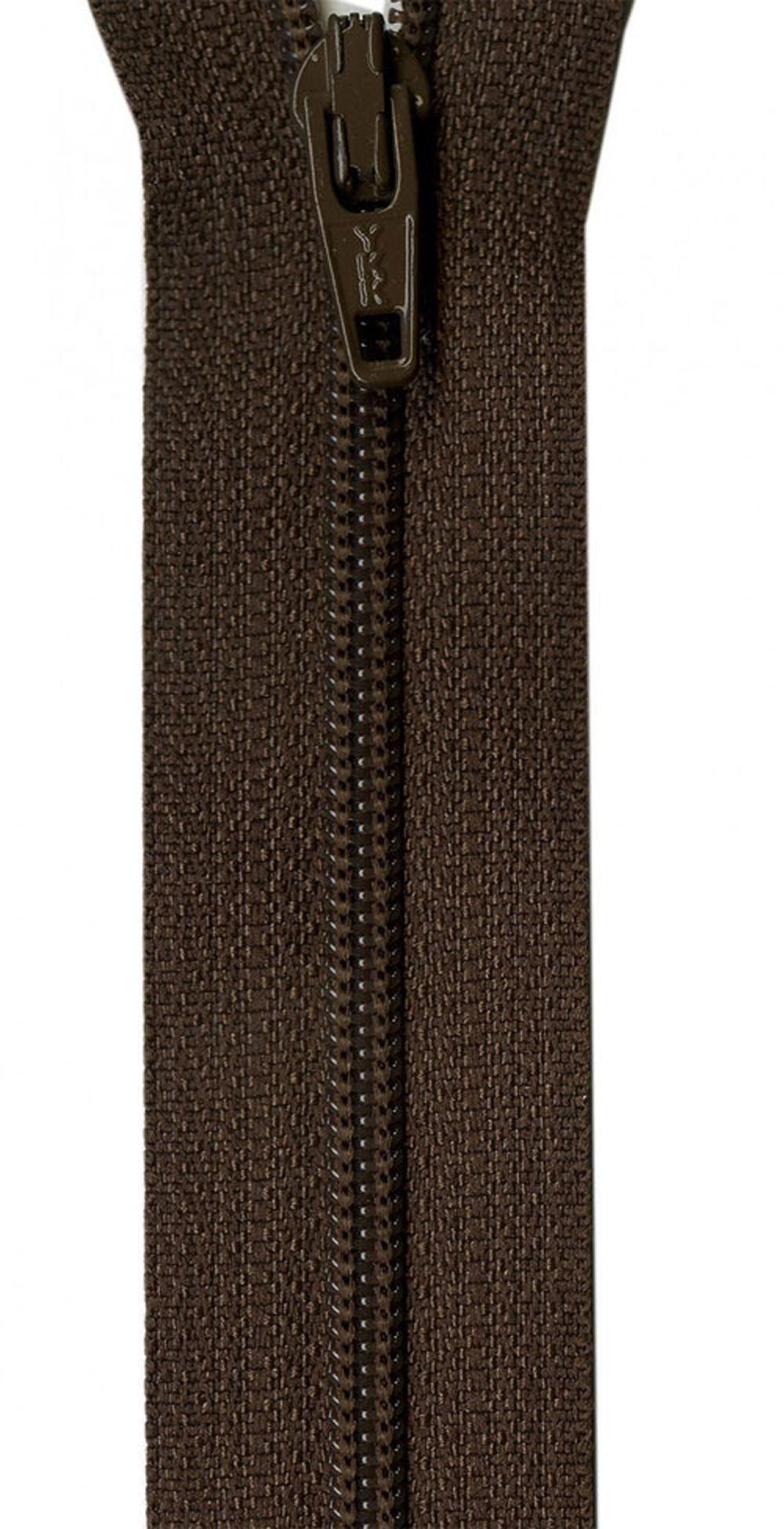 Zipper-YKK-14-inch-Coffee-Bean