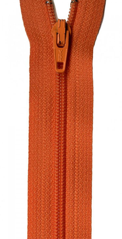 Zipper-YKK-14-inch-Orange-Peel