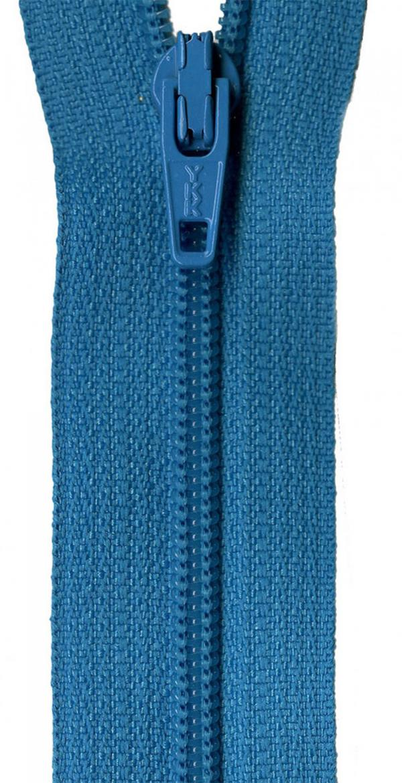 Zipper-YKK-14-inch-Turquoise-Splash